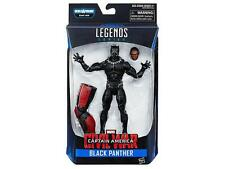 Marvel Legends Civil War  Black Panther & Nick Fury Giant Man BAF