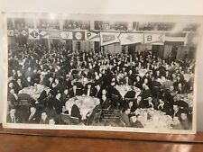 Port Of NY Stag Party 1956 Propeller Club Hotel Sheraton Astor Maritime Oil Gas