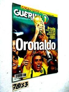 GUERIN SPORTIVO N° 27  2002                  (7BIS3)