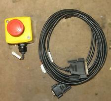 Schneider Electric Emergency Stop Switch Control Box Cm 12