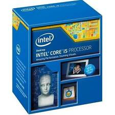 New Intel Core i5-4460 Haswell Processor 3.2GHz 5.0GT/s 6MB LGA 1150 CPU, Retail