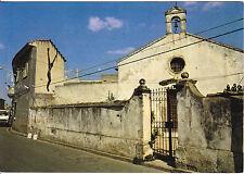 CARTOLINA SAN SPERATE - CAGLIARI - CHIESA DI S. LUCIA - NON VGT ANNI 80 - #30