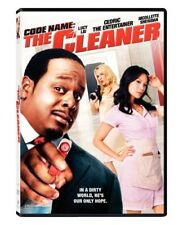 Code Name: The Cleaner [New DVD]