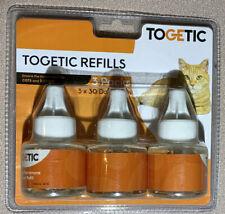 New listing Togetic Refills Ensure Insane Calm for Cat & Kitten 3pk Phermone Diffuser Refill