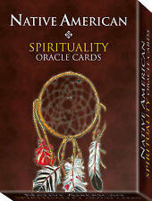 Native American Spirituality Oracle Cards by Laura Tuan (Mixed media product, 2015)