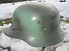 WWII German Helmet M37 Battlefield Relic