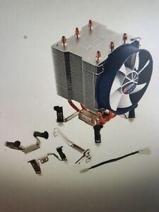 Titan Intel/AMD Cooler 3 Heat Direct Contact Pipe (TTC-NK35TZ/RPW/V3)