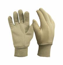 Digz  Khaki  Women's  M  Jersey Cotton  Gardening Gloves