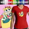 Star vs. the Forces of Evil Princess Star Butterfly Juniors V-Neck T-Shirt Tee