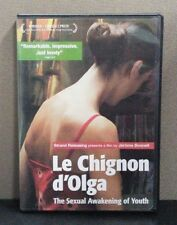 Le Chignon d'Olga:The Sexual Awakening Of Youth (DVD) French w/English Subtitles