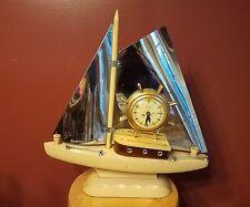 *ON SALE* Vintage United sailboat clock