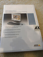 AXIS NVR CAMERA STATION LICENSE & SOFTWARE CD (10 IP CAMERAS) ACS CD 0202-004 US