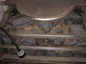Electric Adams Style Coal Grate