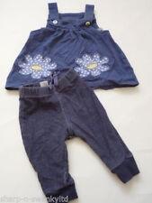 Completi blu per bambina da 0 a 24 mesi