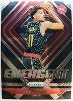 2018-19 Prizm Emergent Trae Young Rookie RC #5, Hawks Insert