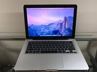 Apple ULTRA MacBook Pro 13 Core i7 PRE-RETINA UPGRADED 16GB RAM 1TB SSD HYBRID