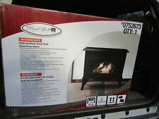"30,000 Btu 32"" Vent Free Dual Fuel Gas Stove Heating Vfs2-L30Dt Pleasant Hearth"