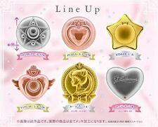 Bandai Sailor Moon Make Up Mini Beauty Mirror Box Capsule Toy Set of 6 _US