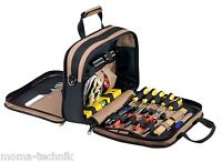 Professional toolbag document bag for Engineers Electricians Deluxe TP 360.043