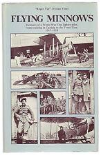 WW1 CANADIAN PILOT VIVIAN VOSS - FLYING MINNOWS