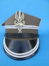 POLISH MILITARY CAP - ROGATYWKA - CZAPKA GALOWA STARSZEGO OFICERA