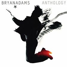 BRYAN ADAMS - Anthology - 2 CD - Greatest Hits