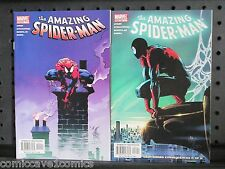 Amazing Spider-Man #55 56|1999 Series|Unintended Consequences 2 Issue Story Arc