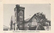 LAM(Z) Danielson, CT - Methodist Church - Exterior
