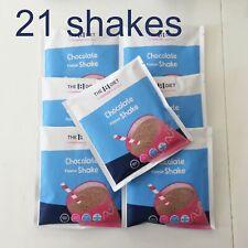 CWP 1:1 Diet, 21 x CHOCOLATE SHAKES