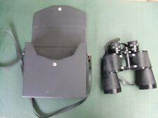 MARK SCHEFFEL COATED OPTICS 20X50 Field 3° BINOCULARS PLUS TRAVEL CARRY CASE