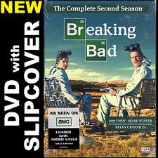 Breaking Bad: The Complete Second Season 2 (4 DVD Set)Bryan Cranston, Aaron Paul