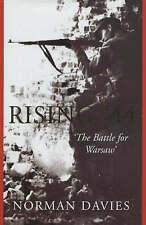 RISING '44: 'THE BATTLE FOR WARSAW'., Davies, Normman., Used; Very Good Book