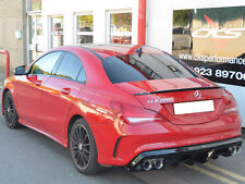 Mercedes C117 CLA200 CLA220 CLA250 AMG CLAA 45 Boot Coffre Couvercle Spoiler AMG Style