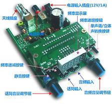88-108MHZ 0.5W BH1415F FM Radio PLL Stereo FM Transmitter Module + 75cm Antenna