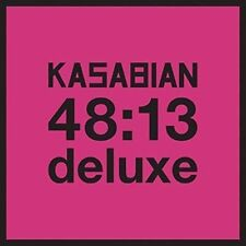 48 13 0888430637726 by Kasabian CD With DVD