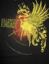 2009 Metalcore Band KILLSWITCH ENGAGED Spring Concert Tour (XL) Shirt