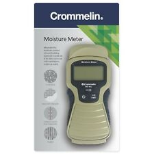 Crommelin Multipurpose Easy Read LCD Durable Accurate Electronic Moisture Meter