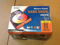 Western Digital Caviar 80GB Hard Drive WD800BB-22JHCO sealed package