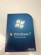 Microsoft Windows 7 Professional 32/64-Bit Retail Full Version