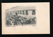 West Africa Sierra Leone FREETOWN Big Saturday Market 1900s u/b PPC