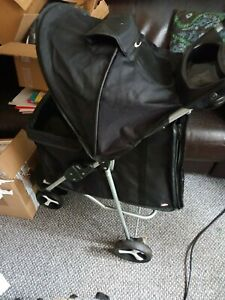 dog stroller used