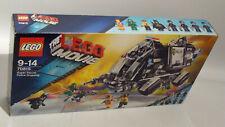 Lego® Movie 70815 Raumschiff der Super Geheimpolizei 854 Teile 9-14 Jahren Neu