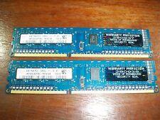 4GB (2 x 2GB) PC3-12800 DDR3 Memory for Dell Optiplex 3020 7010 7020 9010 9020