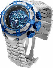 21343 Invicta Reserve Mens 52mm Thunderbolt Swiss Chronograph SS Bracelet Watch