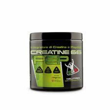 Net Integratori PEP CREATINE 66 integratore di creatina e peptidi gusto NEUTRO