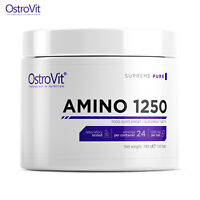 AAMINO ACIDS 1250 - 120 Tablets - Muscle Development BCAA Anabolic Whey Protein