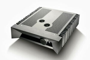 Pathos Ethos hybrid integrated amp with DAC