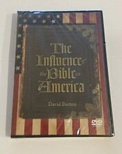 The Influence of the Bible on America FACTORY SEALED DVD BEST PRICE FREE SHIP!!