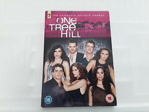 One Tree Hill Complete Season 7 (DVD, 2010, 5 Discs) very good freepost