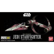 Bandai Star Wars Vehicle Model 009 Jedi Starfighter Model Kit New from Japan F/S